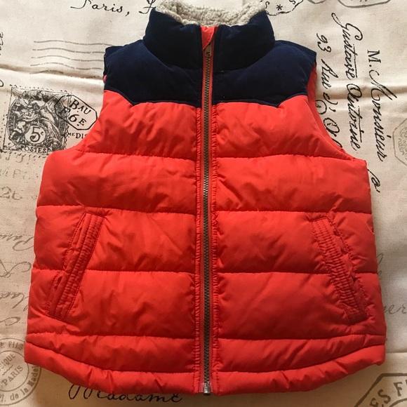 Gymboree Other - Boy's Gymboree Vest